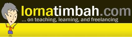 LornaTimbah.com logo