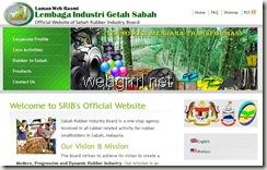 LIGS website screenshot