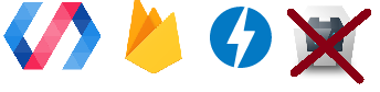 The Dynamic Trio: Polymer, Firebase, AMP. Poor Cordova?